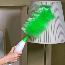 Motorized Electric Go Duster Wet and Dry Duster Set-2593