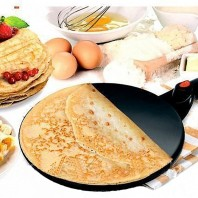 Non Stick Coating Electric Crepe Maker-2595