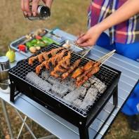 Portable koyla & BBQ Grill-2598
