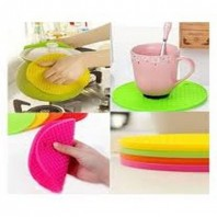 Table Mat Heat Resistant Hot Pads Tableware (Insulation Pad 2pcs)