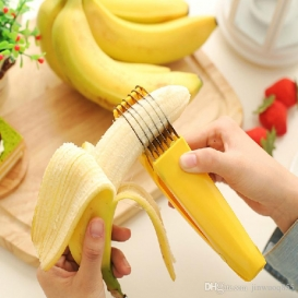 Stainless Steel Banana Fruit Cutter-2604