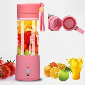 Rechargeable Juicer & Power Bank1000