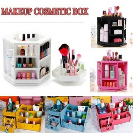Rotating Make up Organizer os308403