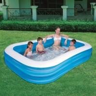 Portable air baby bath tub790