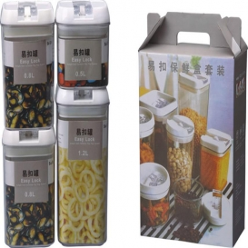 4pc high quality container405