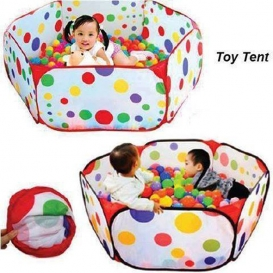 Toy Tent with 36 pcs ball toy108