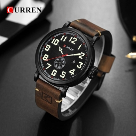 Special Curren Watch best quality-3019