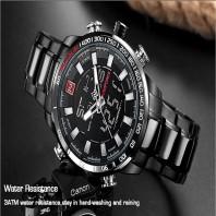 NAVIFORCE LED Digital Business Watch(Black)-3028