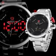 Exclusive Shark Watch(silver)-3033