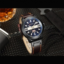 Curren Wrist Watch Full Steel Sport Male Clock-3035
