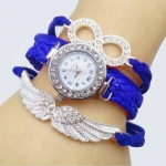 Multicolored Birds Wings special watch -3089