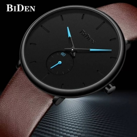 BIDEN Luxury Quartz Watch-3124