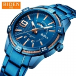 Biden steel belt Style watch-3141