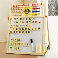 Baby Teaching Learning Aid Baby Toys Gifts Education Board-4035