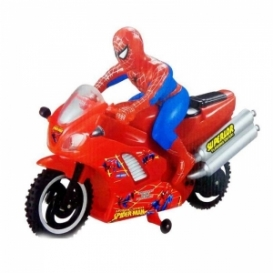 The Amazing Spiderman Bike -4041
