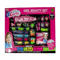 Jewelry girl beauty set-4053