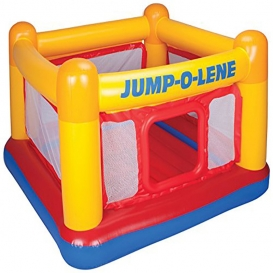 Intex Playhouse Jump-O-Lene Inflatable Bouncer-4063