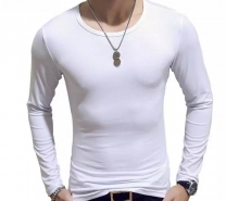 Menz full sleev polo-shirt-4328