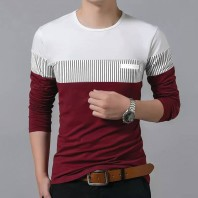 Menz full sleev polo-shirt-4329