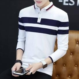 Menz full sleev polo-shirt-4331