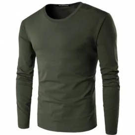 Menz full sleev polo-shirt-4333