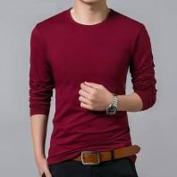 Menz full sleev polo-shirt-4337