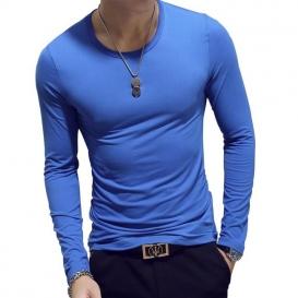 Menz full sleev polo-shirt-4341