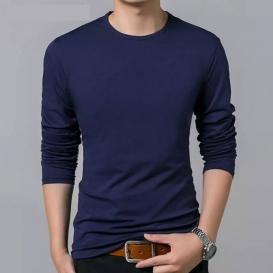 Menz full sleev polo-shirt-4344