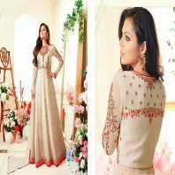 Indian Designer Embroidery Dress – 4609