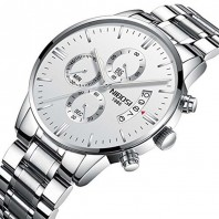 NIBOSI Mens Watches Top Brand Luxury Watch Men Business Waterproof Clock Fashion Casual Sport Quartz Watch Relogio Masculin-3294