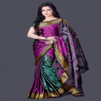 Gorgeous Soft Silk Sharee 537