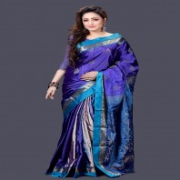 Gorgeous Soft Silk Sharee 567