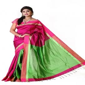 Tangail Silk Sharee 651