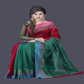 Tangail Silk Sharee 715