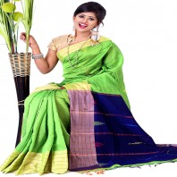 Tangail Silk Sharee 812