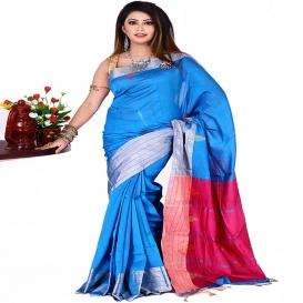 Tangail Silk Sharee 813
