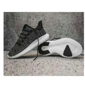 Adidas Originals Tubular Shadow Knit Mens Shoes Black White-966