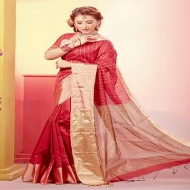 Tangail Silk Sharee 990