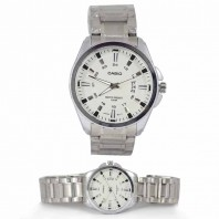 Casio White W58