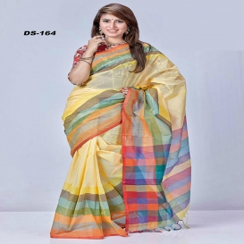 Dhanshiri tat cotton DS-164