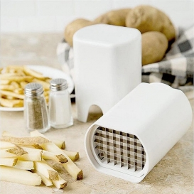 French Fry Potato Cutter Vegetables Fruit Slicer-2571