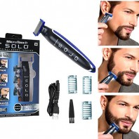 Micro Touch Solo rechargeable Trimmer