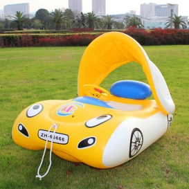 ABC baby swimming boat-4079