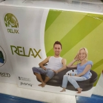 JILONG Relax Air Inflatable Chair -ji204