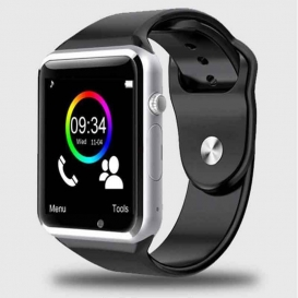 Apple Shape Smart Watch(sim supported)-3153