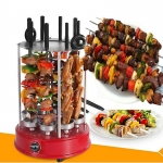 Automatic Electric BBQ Grill Stainles still-2505