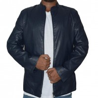 Artificial Leather Jacket -3557