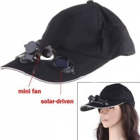 Cap With Fan cap-12