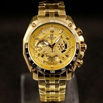 Casio Havey Edifice Gold Edition-3288