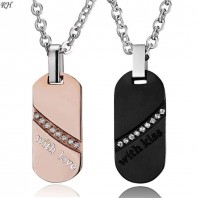 Couples Necklace -jw5021